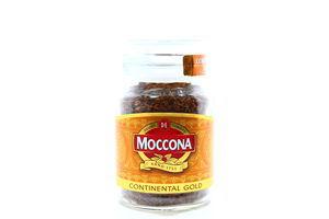Кофе натуральный растворимый сублимированный Continental Gold Mоccona с/б 95г