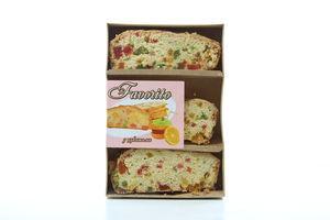 Печиво Фаворитто з цукатами 140г х10