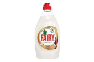 Засіб для миття посуду FAIRY ProDerma Aloe Vera and Coconut 450мл