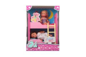 Лялька для дітей від 3-х років №5733847 2 Floor Bed Evi love Simba 1шт