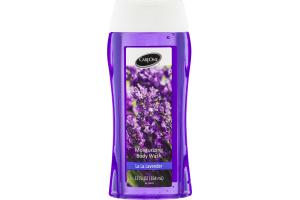 CareOne Moisturizing Body Wash La La Lavender