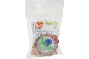 Razbaby Raz-Berry Teether - 2 CT