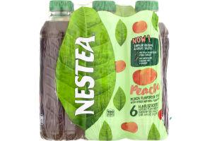 Nestea Iced Tea Peach - 6 PK