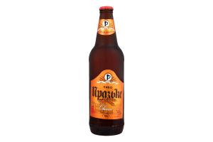 Пиво 0.5л 4.3% світле Рівень Празьке пл