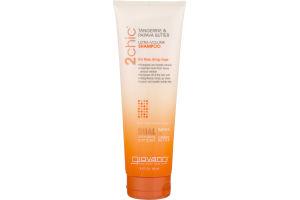 Giovanni 2Chic Ultra-Volume Shampoo Tangerine & Papaya Butter