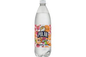 Polar 100% Natural Seltzer Strawberry Sunrise