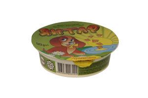 Продукт сирний 60% плавлений пастоподібний Янтар п/у 90г