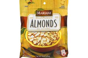 Mariani Nut Company Sliced Premium Almonds