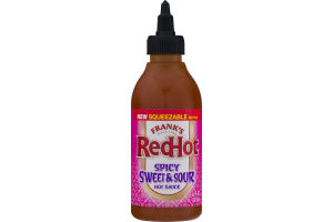 Frank's RedHot Hot Sauce Spicy Sweet & Sour