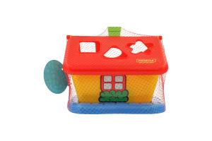 Игрушка для детей от 3лет №3354 Садовый дом Polesie 1шт