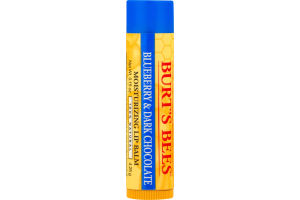Burt's Bees Revitalizing Lip Balm Blueberry & Dark Chocolate