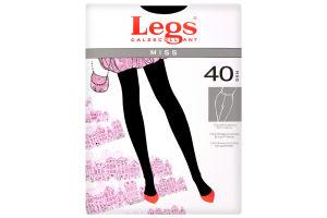 Колготки жіночі Legs Miss 40den №5 nero