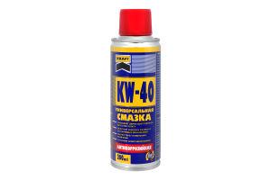 Мастило універсальне антикорозійне KW-40 Kraft 400мл