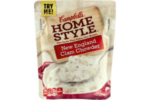 Campbell's Homestyle Soup New England Clam Chowder