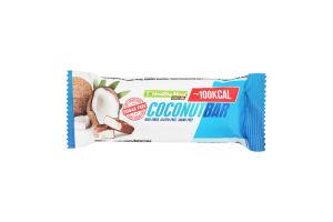 Батончик для спортивного харчування на основі фруктоолігосахаридів з кокосовою стружкою (з підсолоджувачем). 40 г. Healthy Meal
