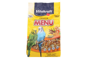 Корм Vitakraft Menu для папуг 500г арт.21441