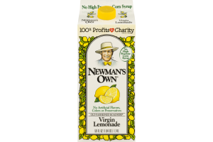 Newman's Own Virgin Lemonade