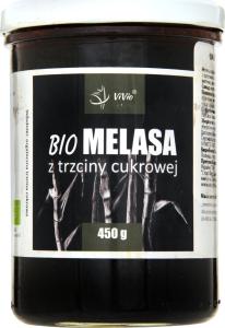 Меласса Vivio из сахарного тростника органическая