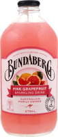 Напій безалкогольний середньогазований Pink Grapefruit Bundaberg с/пл 375мл