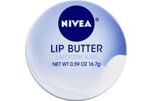 Nivea Lip Butter Smooth Kiss