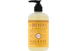 Mrs. Meyer's Clean Day Hand Soap Orange Clove Scent