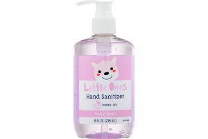 Little Ones Hand Sanitizer Baby Fresh