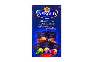 Чай Аскольд Black Tea Collection ф/п25*2г,50г