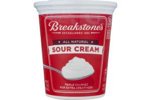 Breakstone's Sour Cream All Natural