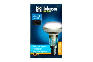Лампа Искра R50 40вт Е14 прозр