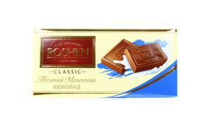 Шоколад Roshen Темний молочний 100г