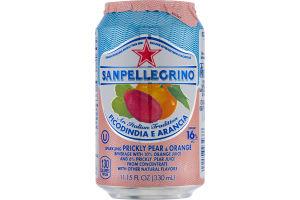 Sanpellegrino Sparkling Prickly Pear & Orange Beverage