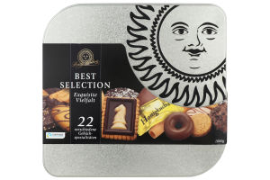 Печенье Henry Lambertz Best Selection ассорти