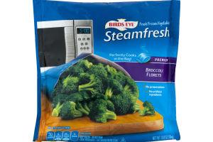 Bird's Eye Steamfresh Broccoli Florets