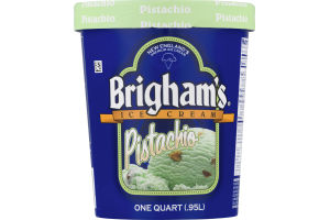 Brigham's Ice Cream Pistachio