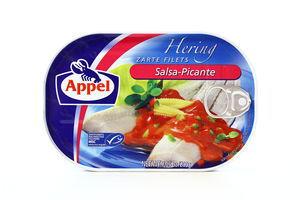 Сельдь филе в пикантном соусе Сальса Appel 200г