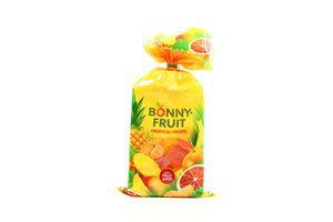 Конфеты Bonny-Fruit Тропические фрукты желейные Roshen 250г