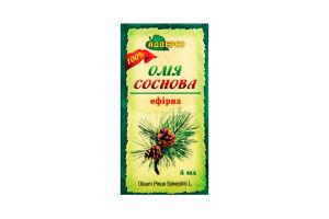 Олія ефірна соснова (5мл) 1шт /Адверсо/