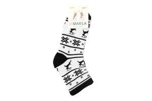 Шкарпетки жіночі Marca №W412 23-25 білий