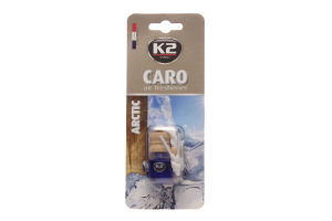 Ароматизатор K2 аромат морозная свежесть стекл.бут