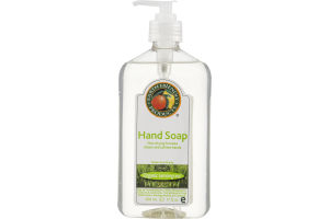 Earth Friendly Products Hand Soap Organic Lemongrass