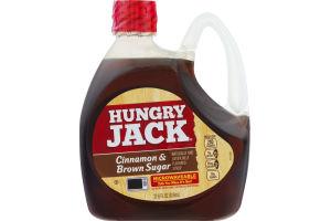 Hungry Jack Cinnamon & Brown Sugar Syrup