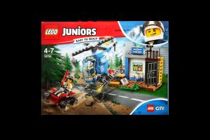 LEGO® Juniors Погоня горной полиции 10751