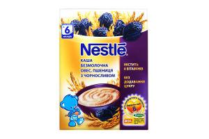 Каша вівсяно-пшенична Nestle з чорносливом