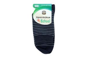 БЧК Шкарпетки дитячі 3081, р.23-24, 441 т.сірий 1 шт