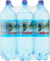 Вода мінеральна сильногазована Лужанська-7 п/пл 1.5л