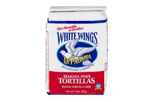 White Wings Flour Tortilla Mix