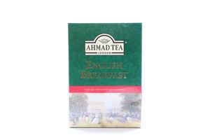 Чай черный листовой English Breakfast Ahmad Tea к/у 200г