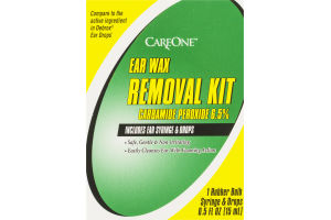 CareOne Ear Wax Removal Kit