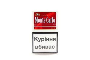 Сигареты Monte Carlo Red 20шт