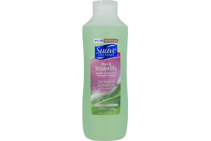 Suave Softening Shampoo Aloe & Waterlily